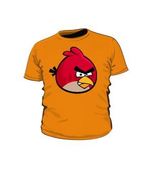 Koszulka dziecięca pomarańczowa Red