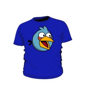 Koszulka dziecięca niebieska Blue