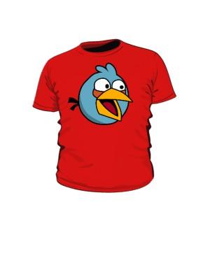 Koszulka dziecięca czerwona Blue