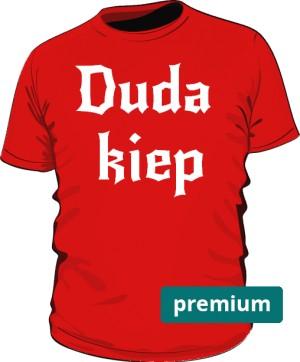 koszulka kiep czerwona 2 premium