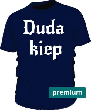 koszulka kiep niebieska premium