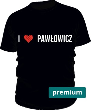 koszulka Pawłowicz czarna