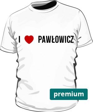 koszulka Pawłowicz biała premium