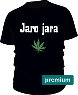 koszulka o Jaro czarna