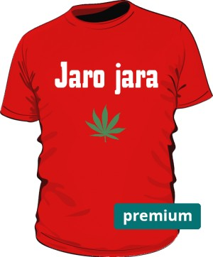 koszulka Jaro czerwona 2