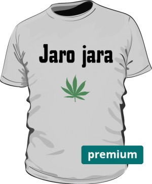 koszulka Jaro szara