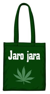 torba jaro zielona