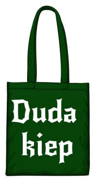 torba kiep zielona