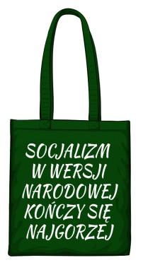 torba socjalizm zielona