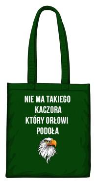 torba orzeł zielona