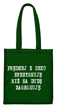 torba sex zielona