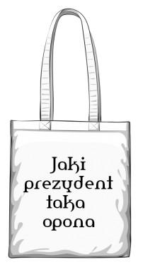 torba opona biała