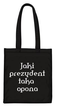 torba opona czarna