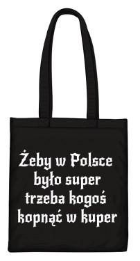 torba kuper czarna