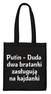 torba putin czarna