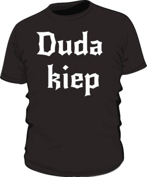 koszulka kiep czarna
