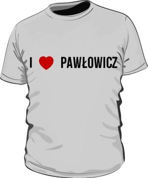 koszulka pawłowicz szara