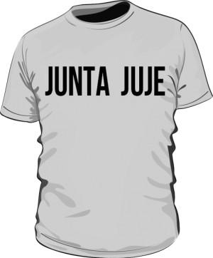 koszulka junta szara