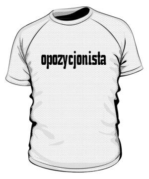 koszulka opozycjonista sportowa