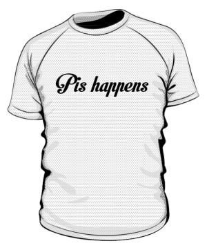 koszulka pis sportowa