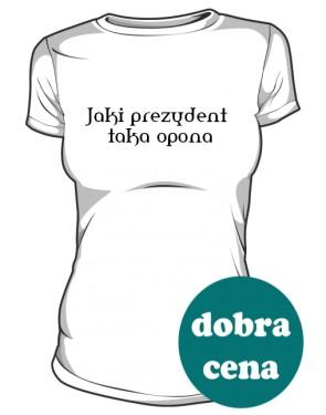 koszulka opona