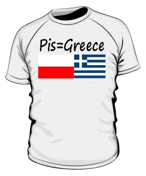 koszulka greece