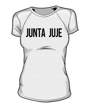 koszulka junta sportowa damska