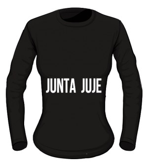 koszulka junta long damska