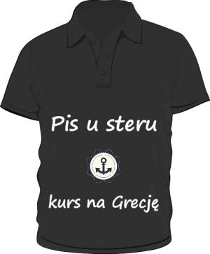 koszulka polo ster