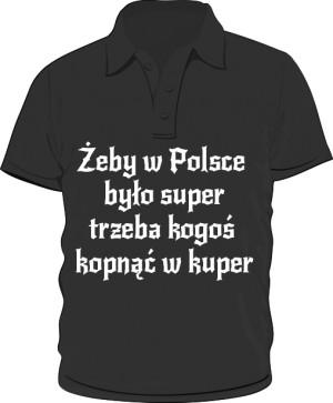 koszulka polo kuper