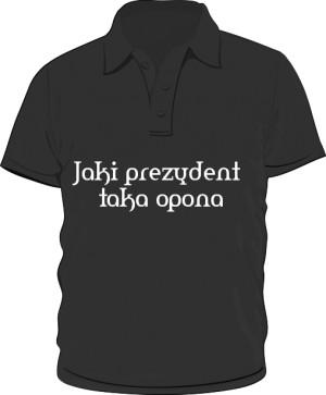 koszulka polo opona