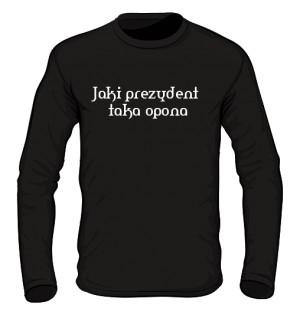koszulka long opona