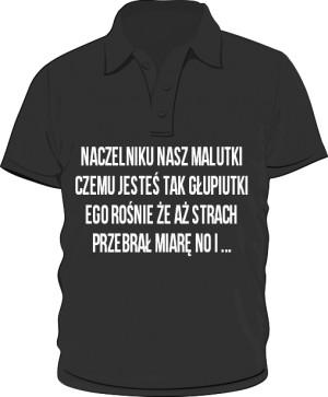 koszulka polo naczelnik