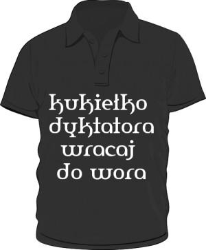 koszulka polo kukiełka