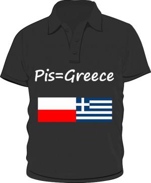 koszulka polo greece