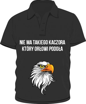 koszulka polo orzeł