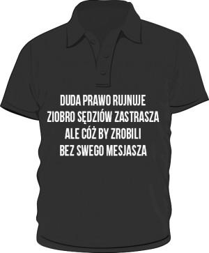 koszulka polo mesjasz