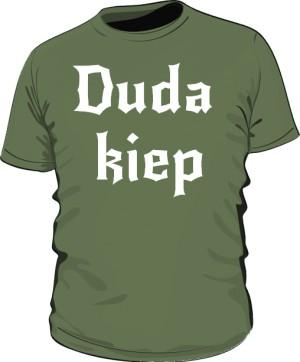 koszulka kiep zielona