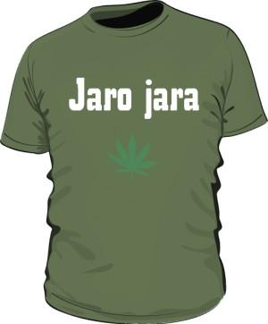 koszulka jaro zielona zielona