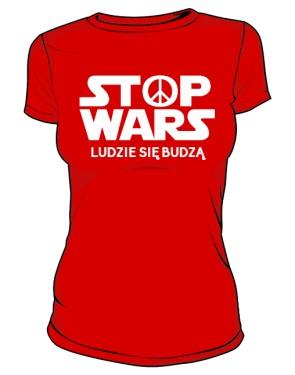 Stop Wars Stop Wars Przebudzenie damska