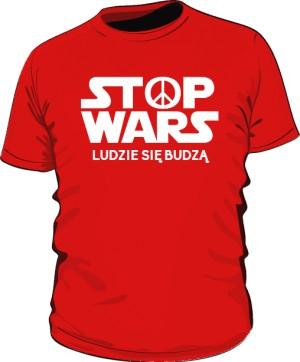 Stop Wars Stop Wars Przebudzenie męska