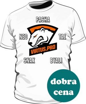 Virtus pro WHITE