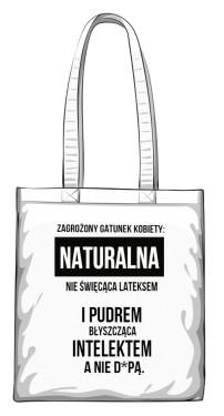 Kobieta Naturalna Torba zakupowa