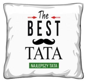 Poduszka z wąsem The Best Taty