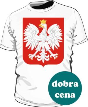 Męska koszulka Polska walcząca