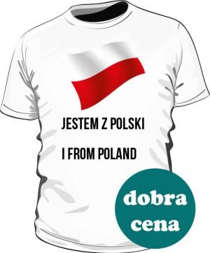 Męska Jestem z Polski