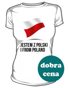 Damska Jestem z Polski