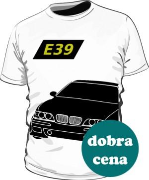 E39 Koszulka Biała