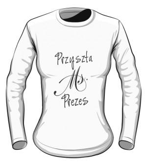Bluzka Pani Prezes