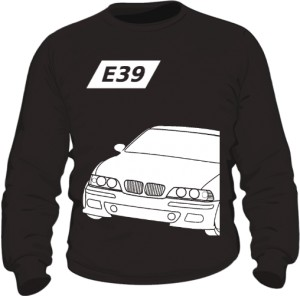 E39 Bluza Czarna